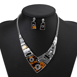 Ericdress Vintage E-Plating Party Jewelry Sets