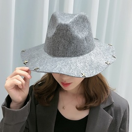 Ericdress Bucket Winter Plain Hats