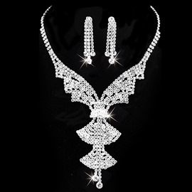 Ericdress Earrings Romantic Engagement Jewelry Sets