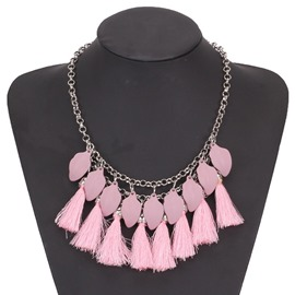 Ericdress Vintage Tassel Female Necklaces