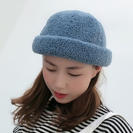 Ericdress Cashmere Plain Winter Hats