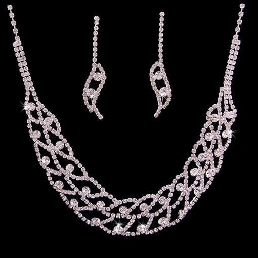 Ericdress Romantic Plain Birthday Jewelry Sets