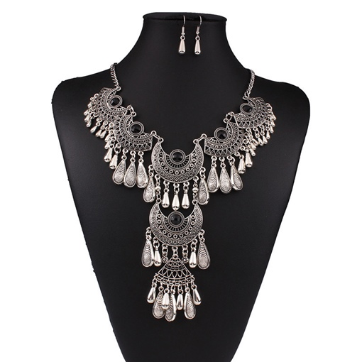 Ericdress Hollow Out Vintage Prom Jewelry Sets