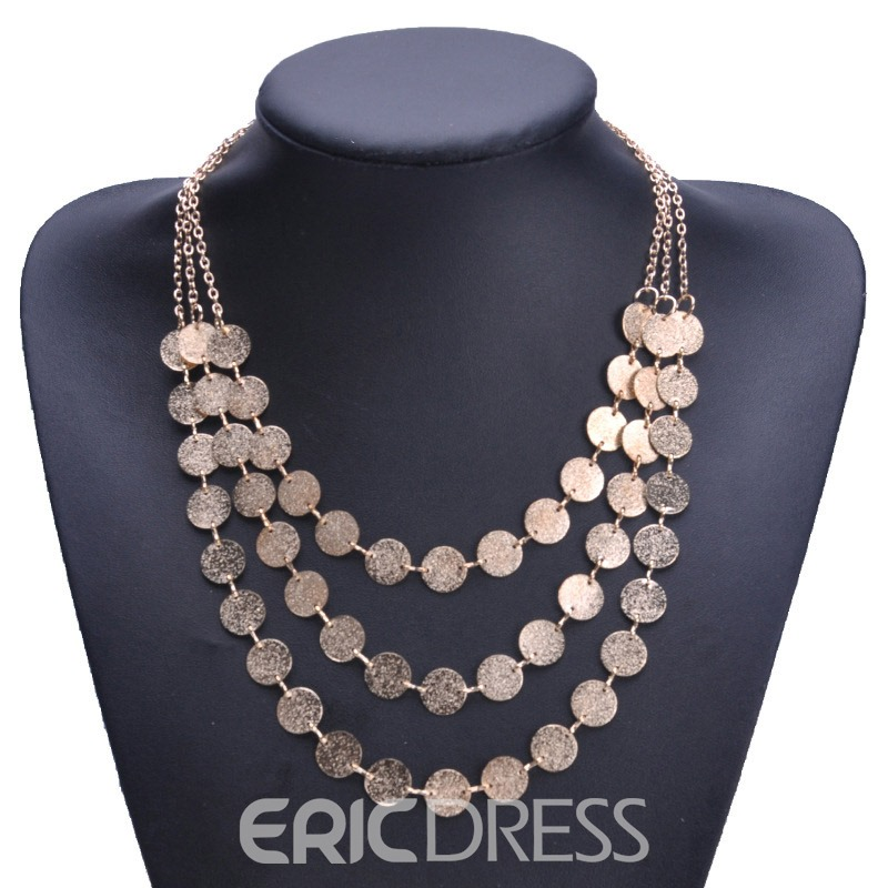 Ericdress Chain Vintage Necklaces