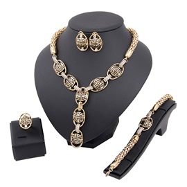 ericdress european necklace prom schmuck sets