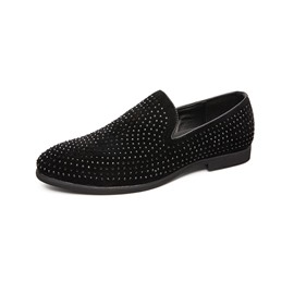 ericdress slip-on low-cut supérieure pu chaussures minces