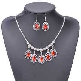 Ericdress Vintage Birthday Jewelry Sets