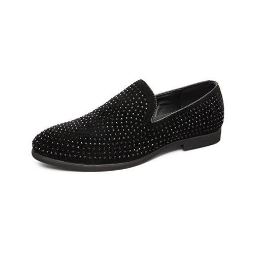 Ericdress Slip-On Round Toe Low-Cut Upper Men's Casual Shoes
