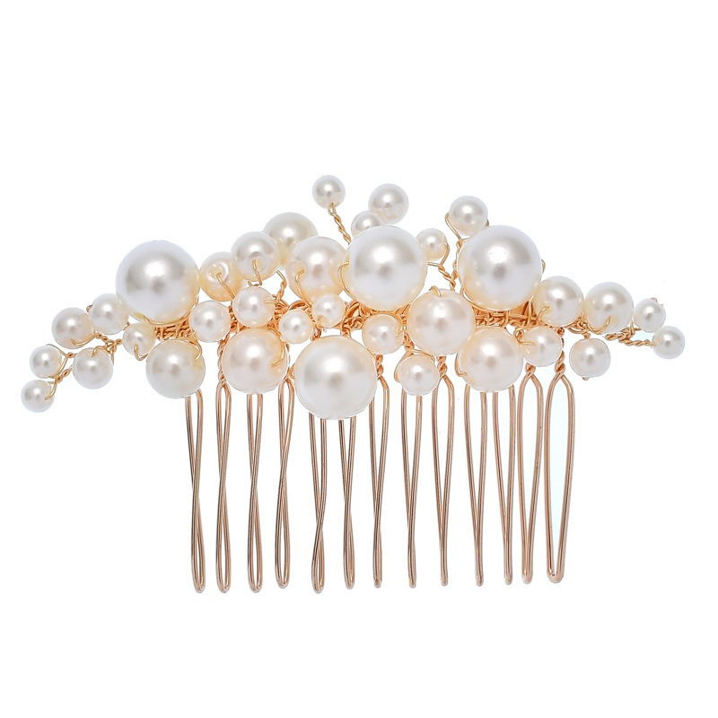 Hair Comb European Handmade Hair Accessories (Wedding)