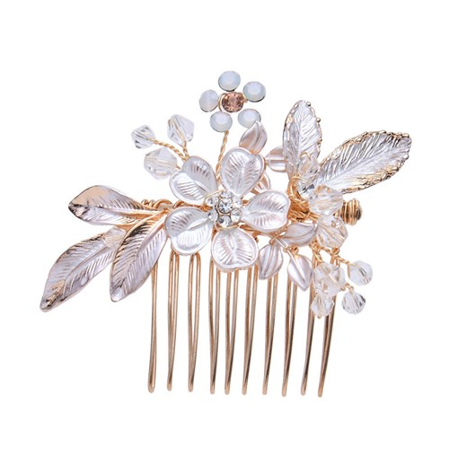 European Hair Comb Handmade Hair Accessories (Wedding)