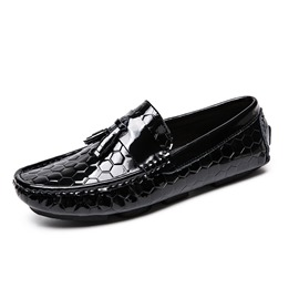 Ericdress PU Slip-On Low-Cut Upper Plain Round Toe Men's Shoes