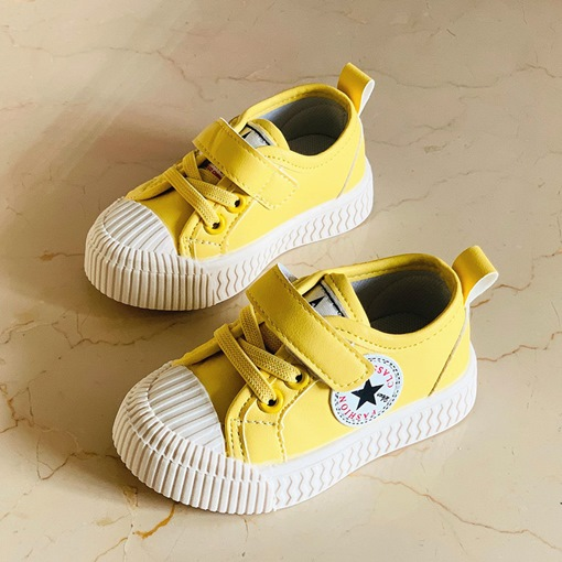 Ericdress Color Block Unisex Toddler Shoes
