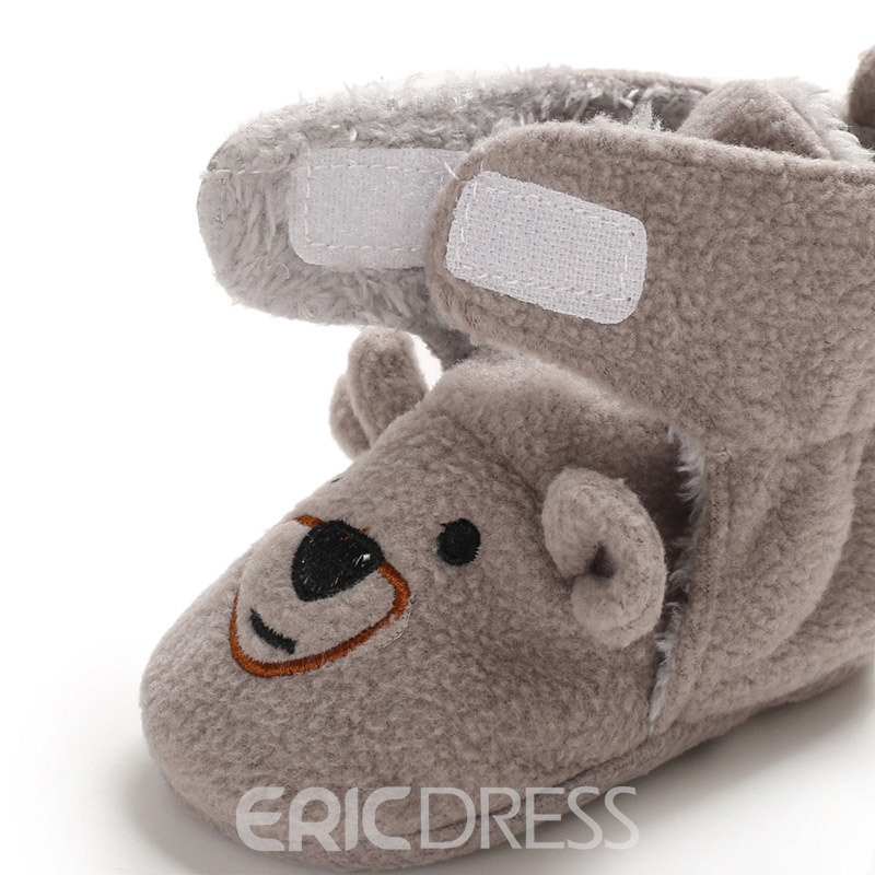 Ericdress Cotton Velcro Cotton Toddler Shoes