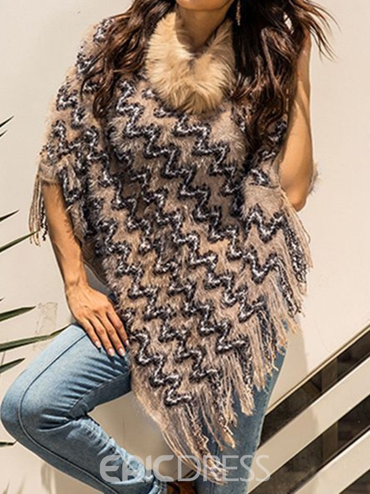 Ericdress Casual Polyester Fall Cape