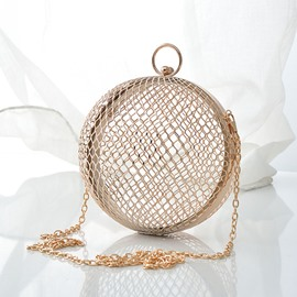 Ericdress Versatile Circular Clutches & Evening Bags