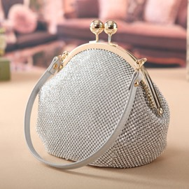 Ericdress Rhinestone Shell Versatile Clutches & Evening Bags