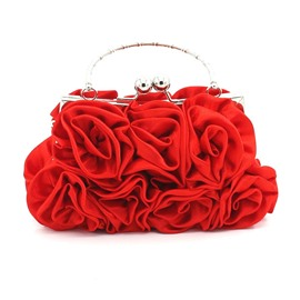 Ericdress Floral Banquet Clutches & Evening Bags