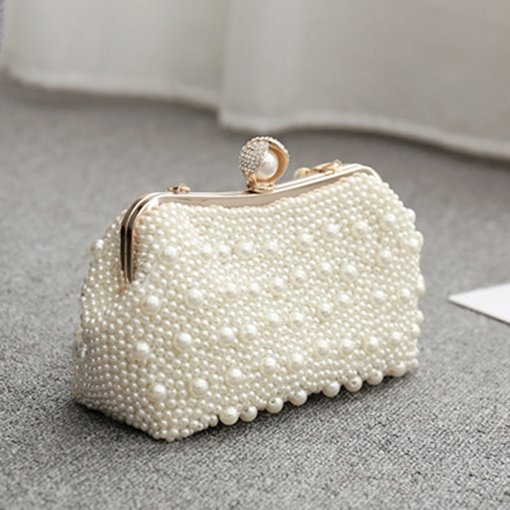 Ericdress Beads Hasp Versatile Clutches & Evening Bags