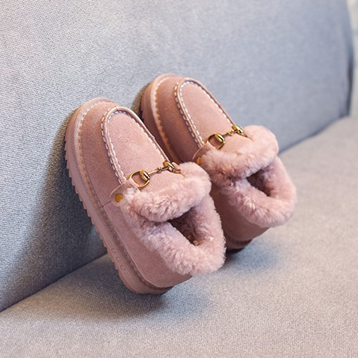 Ericdress Round Toe Baby Winter Shoes