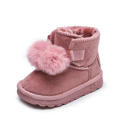 Ericdress Round Toe Baby Snow Boots