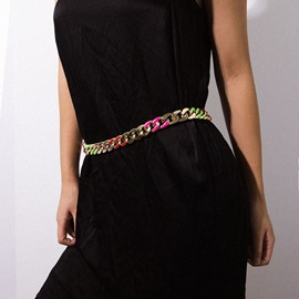 Ericdress Metal European Waist Chains