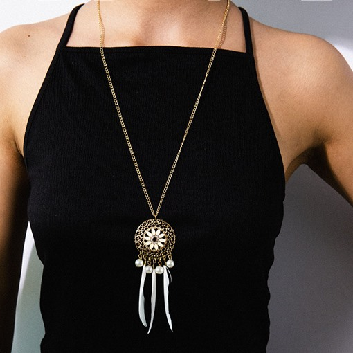 Ericdress Pendant Holiday Necklaces