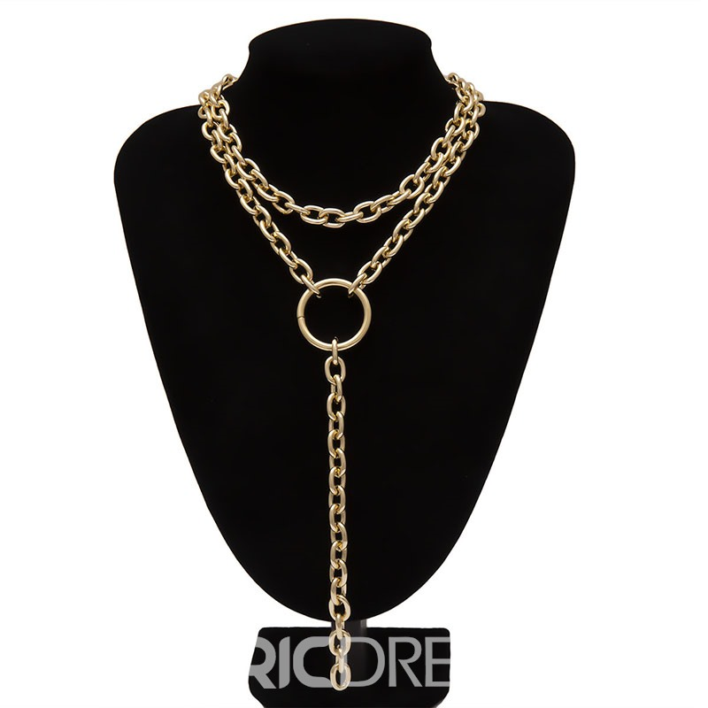 Ericdress European Plain Holiday Necklaces