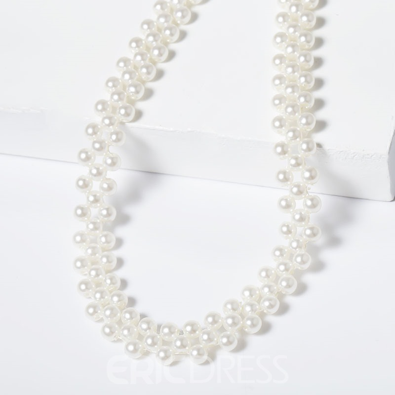 Ericdress Plastic Wedding Necklaces