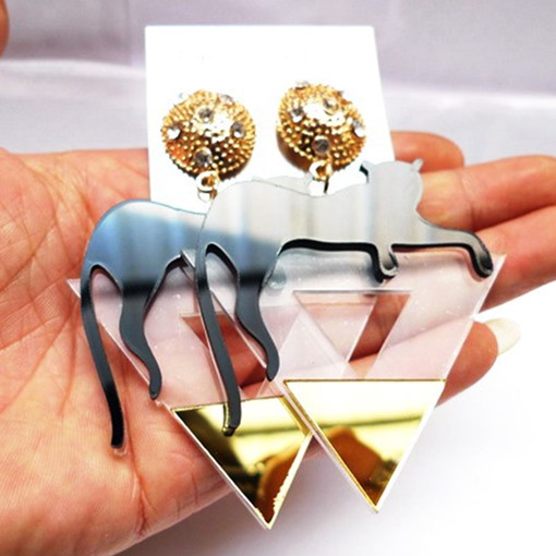 Ericdress Plastic Anniversary Earrings