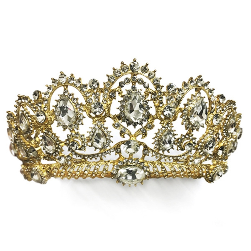 Tiara Hair Accessories (Wedding)