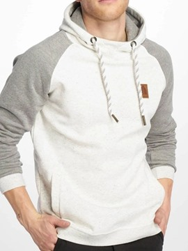 Ericdress Pullover Thick Patchwork Casual Men's Hoodies