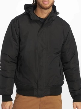 Ericdress Standard Plain Zipper Casual Men's Down Jacket
