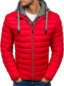 Ericdress Hooded Standard European Men's Down Jacket