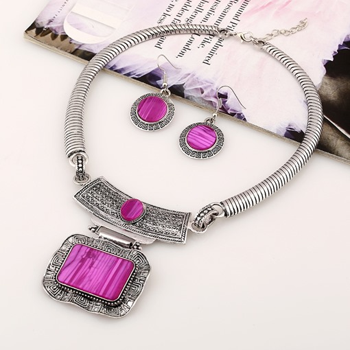 Ericdress Vintage E-Plating Anniversary Jewelry Sets