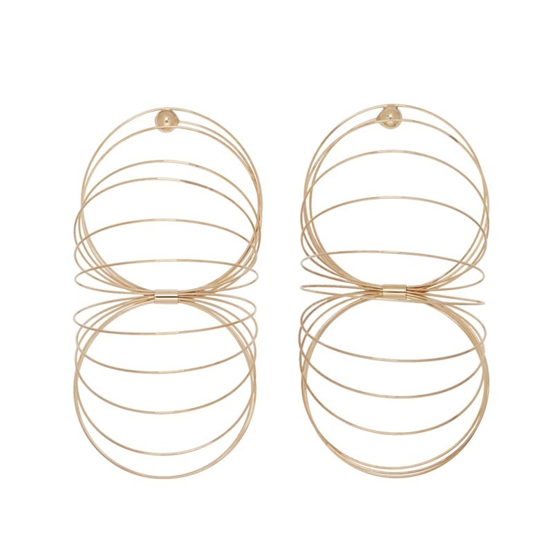 Ericdress E-Plating Plain Party Earrings