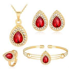 Ericdress Rhinestone Birthday Jewelry Sets