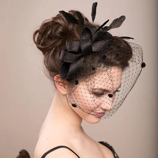 Ericdress Feather Romantic Anniversary Hair Accessories