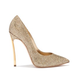 Ericdress Stiletto Heel Rhinestone Slip-On Women's Pumps