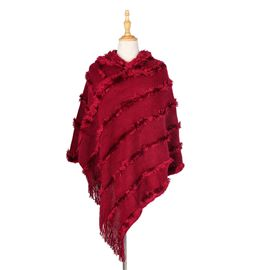 Ericdress Shawl Imitation Cashmere Plain Scarves