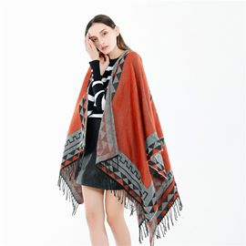 Ericdress Acrylic Shawl Geometric Pattern Scarves
