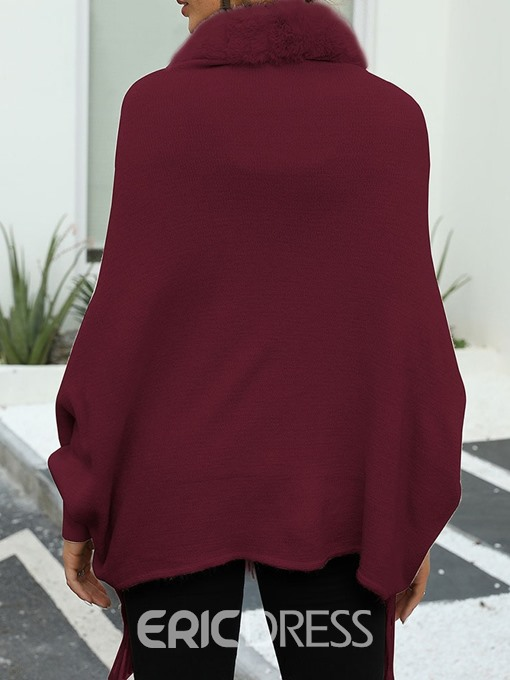 Ericdress Elegant Polyester Plain Women's Cape