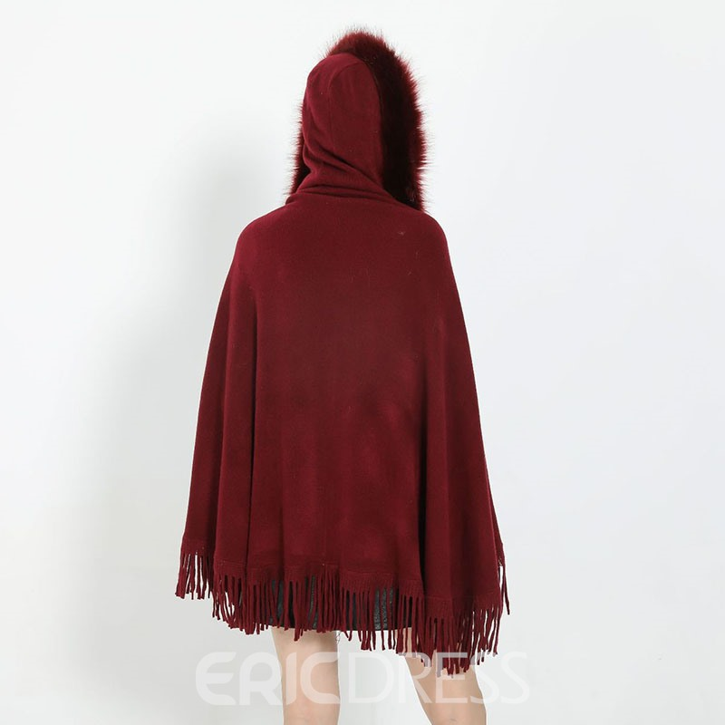 Ericdress Shawl Ladylike Plain Scarves