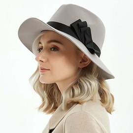 Ericdress Bowknot British Spring Hats