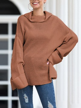 Ericdress Regular Thick Fall Loose Women's Sweater