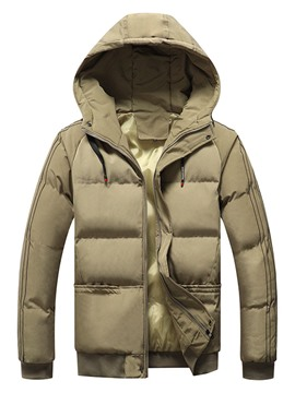 Ericdress Standard Casual Men's Down Jacket