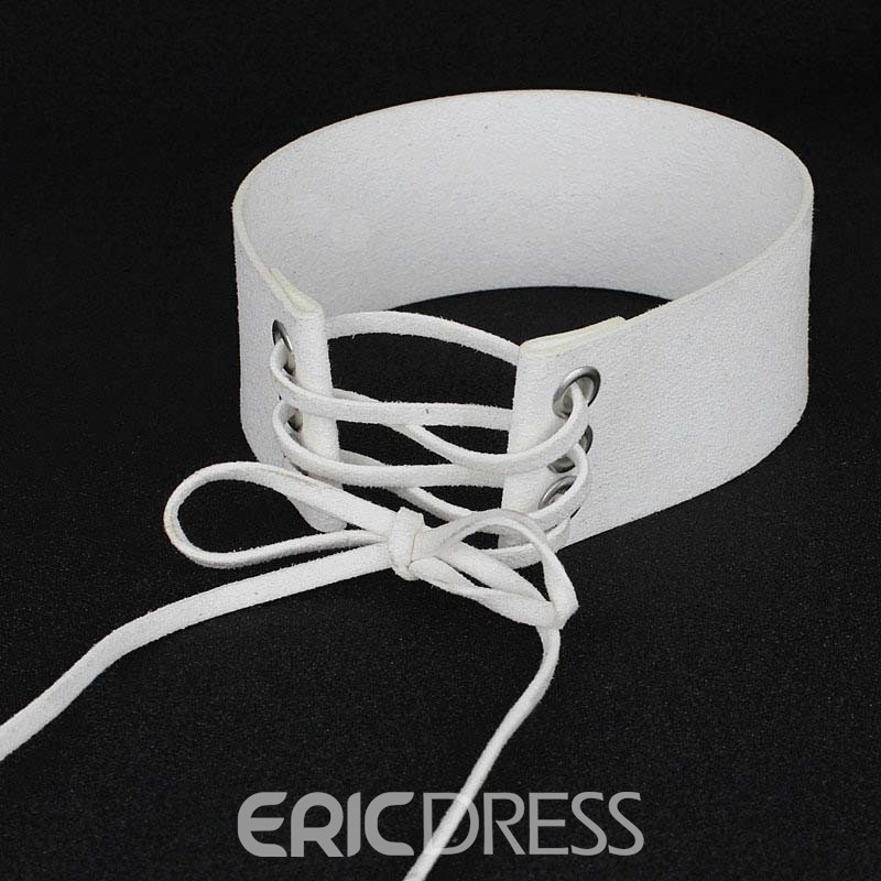 Ericdress Handmade Plain Choker Necklaces
