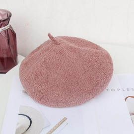 Ericdress Beret Sweet Plain Spring Hats
