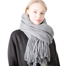 Ericdress Acrylic Casual Plain Scarves