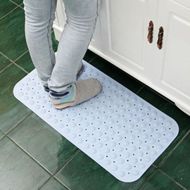 Ericdress Household Bathroom Common Water Absorption Non-Slip Mat
