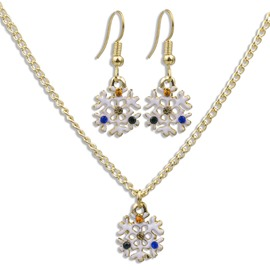 Ericdress Christmas Necklace Jewelry Sets